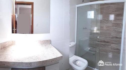 Apartamento Com 2 Dormitórios À Venda, 85 M² Por R$ 350.000,00 - Jardim Das Azaléias - Poços De Caldas/mg - Ap0443
