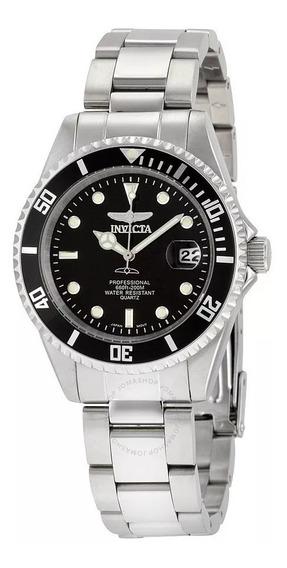 Reloj Invicta 8932 Pro Diver, Analog Quartz Negro