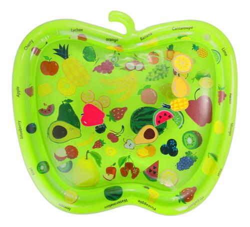 Baby Insuflável Water Mat Bebês Bebês Bebês Tummy Time Play
