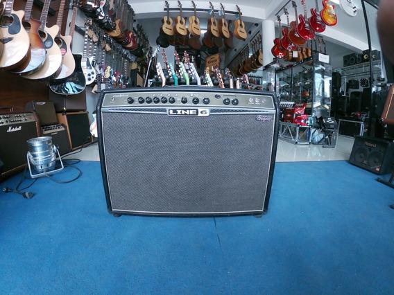 Line 6 Spider Valve 212 Amplificador De Guitarra Con Foot