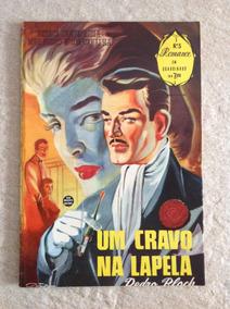 Gibi Romance Número 5 Um Cravo Na Lapela Ano 1956 Original