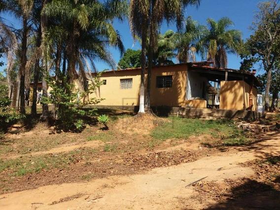 Chácara Com 2 Dormitórios À Venda, 72600 M² Por R$ 990.000,00 - Vila Industrial - Alumínio/sp - Ch0050