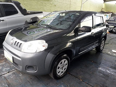 Fiat Uno 1.0 Evo Vivace 8v 2012