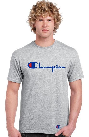 Playera Estilo Champion Logo Supreme Assc + Envio Gratis