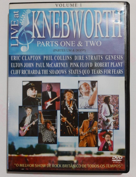 Live At Knebworth Parts One/ Two Vol. 1