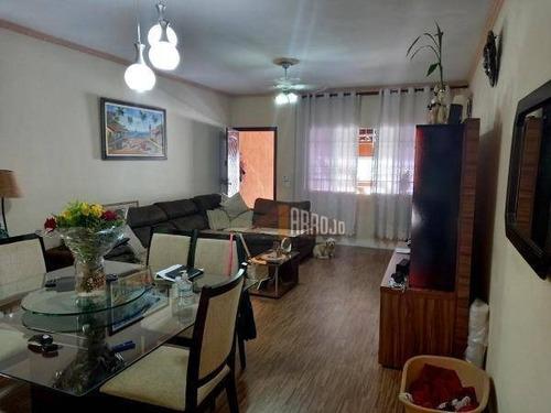 Imagem 1 de 18 de Casa Com 3 Dormitórios À Venda, 96 M² Por R$ 440.000,00 - Parque Guarani - São Paulo/sp - Ca0948