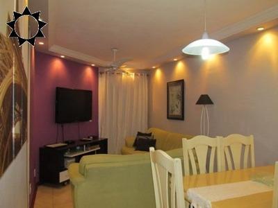 Apartamento Residencial Em Osasco - Sp, Jardim Padroeira - Ap08855