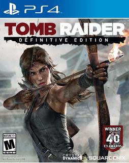 Tomb Raider Ps4 | Digital Español Oferta Juga Con Tu Perfil