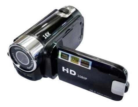 Filmadora Digital Hd 1080 P . Promoção Frete Grátis.