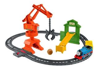 Thomas & Friends, Pista Trenes Con Grúa Cassia