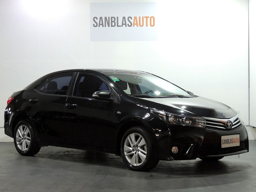 Toyota Corolla 2015 Xei Pack Cvt 1.8 Ab Cuero San Blas Auto