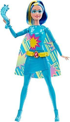 Muñeca De Superheroe Barbie Agua