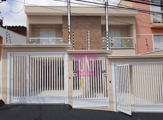 Sobrado Com 3 Dormitórios À Venda, 134 M² Por R$ 570.000 - Vila Francisco Matarazzo - Santo André/sp - So0589