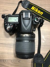 Câmera Nikon D90 + Lente 18-105 + Lente 1.8 50mm