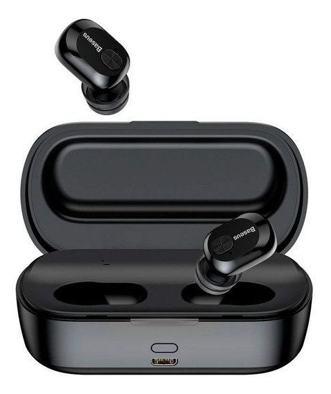 Fone De Ouvido Bluetooth Baseus Encok W01