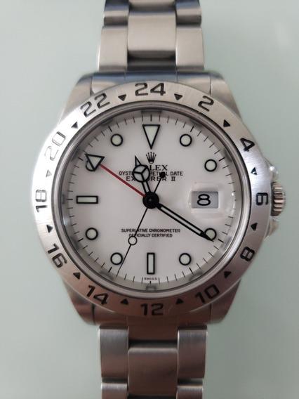 Relógio Rolex Explorer Ii Descontinuado