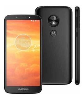 Motorola E5 Play 5.3 Lector De Huella Android 8.1