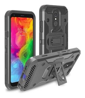 Capa Case Protetora LG Q7 Q7 + Plus Anti Impacto 2018
