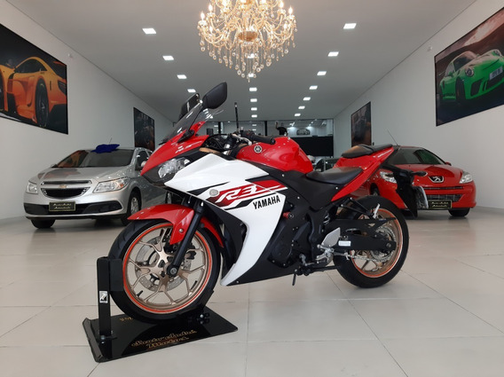 Yamaha Yzf R3 2016 28.000kms