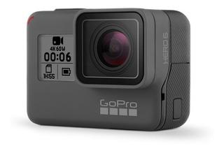 Camara Gopro Hero 6 Black Edition, 4k, 12mp.