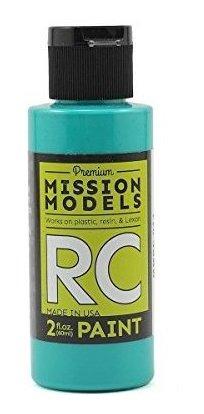 Mission Models Automobile Mmrc-011 Pintura A Base De Agua Rc