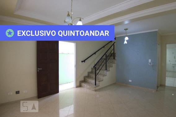 Casa Em Condomínio Com 2 Dormitórios E 2 Garagens - Id: 892985024 - 285024