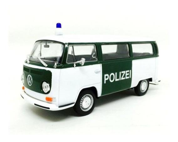 Miniatura Volkswagen T2 Bus 1972 Colecionador -novo