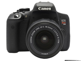 Canon T6i Em Ótimo Estado