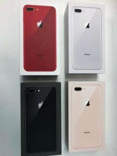 iPhone 8 / iPhone 8 Plus Factory Desbloqueados Garantia 12ms