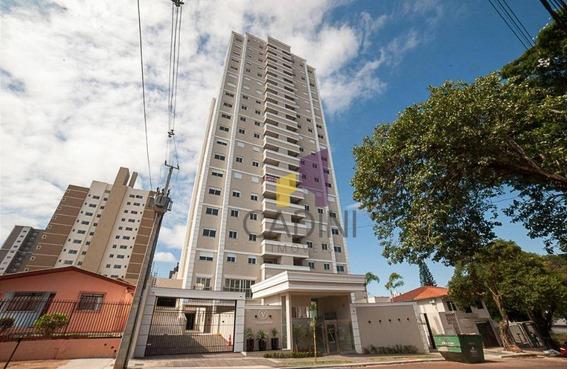 Apartamento À Venda Com 3 Quartos Sendo 1 Suíte No Bairro Cancelli - Cascavel/pr - Ap0071
