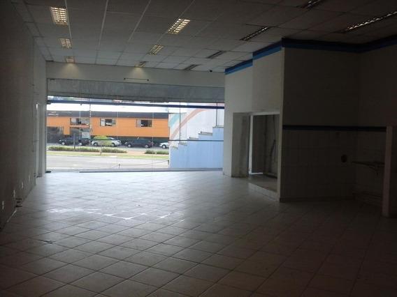 Salão Comercial Para Locação, Santa Paula, São Caetano Do Sul. - Sl0252