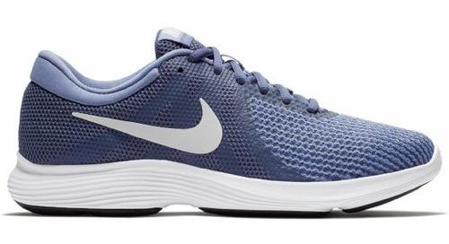 Tênis Nike Feminino Azul Revolution 4