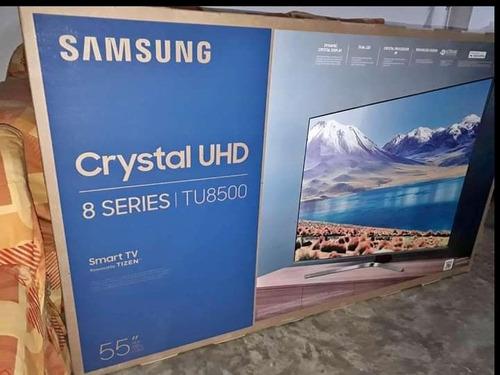 Smart Tv Samsung Crystal Uhd 4k De 55  Más Garantía