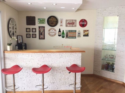 Otimo Apartamento Com Varanda-fácil Acesso Á Marginal Pinheiros-proximo Do Carrefour -chacara - Sz5998