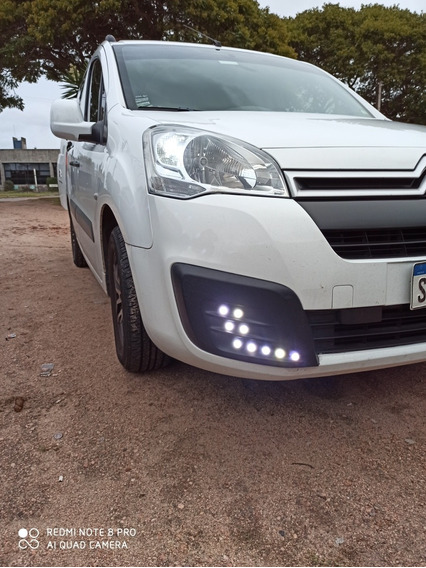 Citroën Berlingo 1.6 Bussines Hdi 92cv Mixto 2016