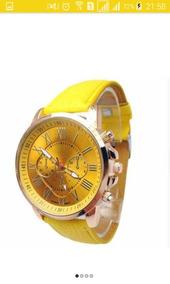 Relógios Femininos Coloridos
