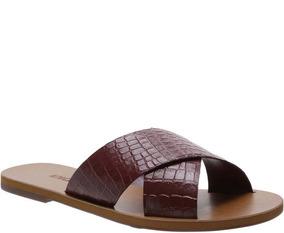 835fdc445 Rasteira Tiras Cruzadas Anacapri - Sapatos com o Melhores Preços no ...