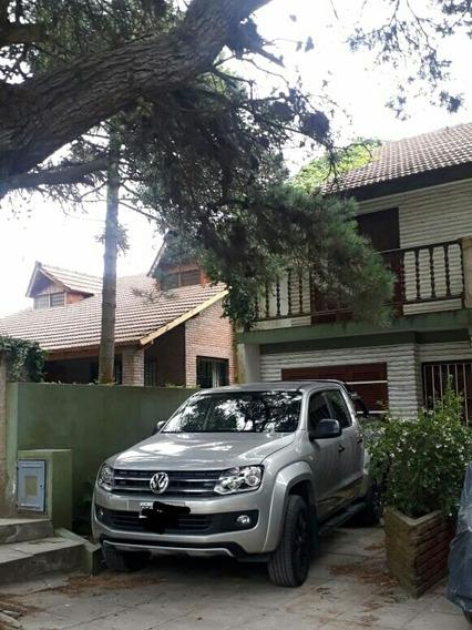 Duplex En San Bernardo P/6 Personas Con Parrilla Y Cochera
