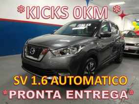 Nissan Kicks 0km Automatico