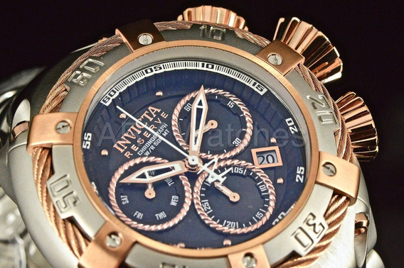 Relogio Invicta Thunderbolt Rose 21342