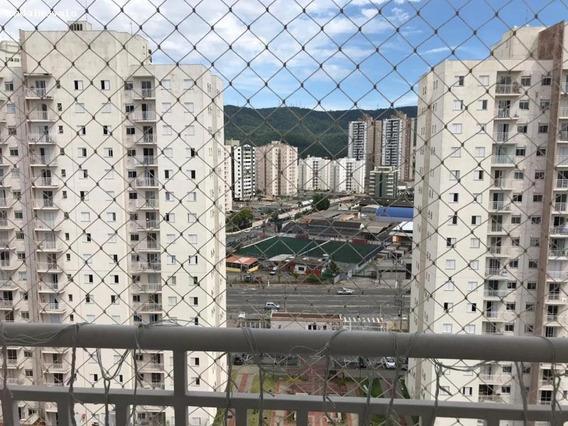 Apartamento Para Locação Em Mogi Das Cruzes, Vila Mogilar, 3 Dormitórios, 1 Suíte, 2 Banheiros, 2 Vagas - 2266