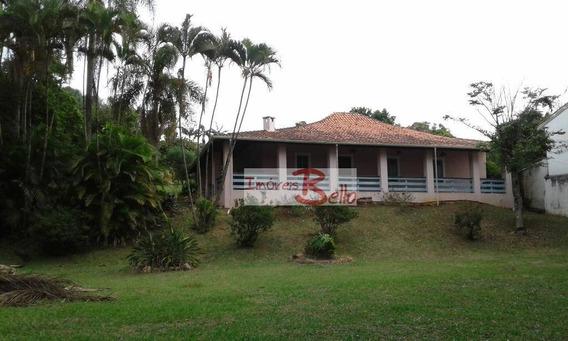 Chácara Residencial À Venda, Encosta Do Sol, Itatiba. - Ch0241
