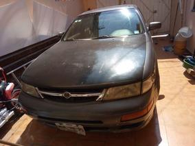 Nissan Máxima Gle 4 Puertas