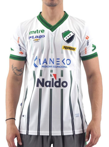 Camiseta Mitre Hombre Alternativa Villa Mitre 2019