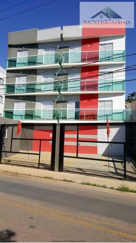 Apartamento Novo Em Atibaia Já Imobliado Aceita Financiament
