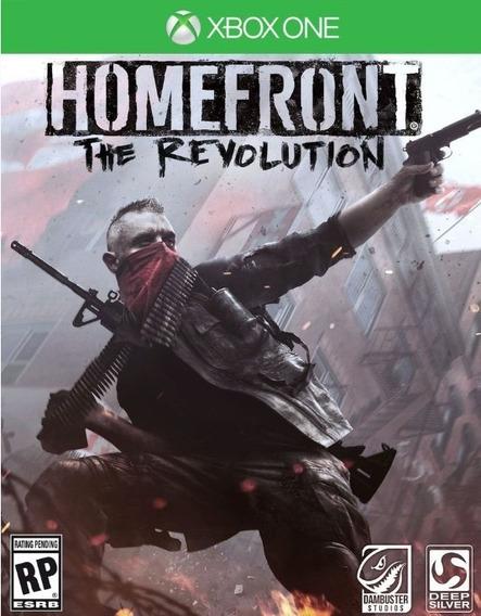 Home Front The Revolution - Xbox One - Mídia Digital