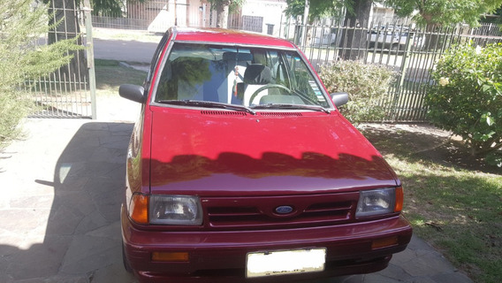 Ford Festiva 94 Impecable