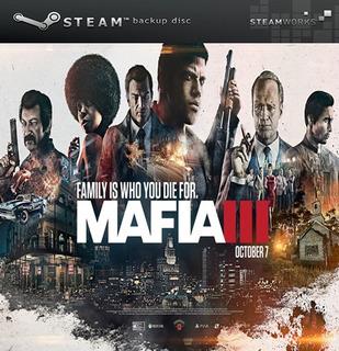 Mafia 3 - Steam / Entrega Inmediata