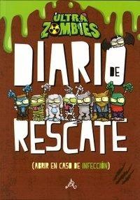 Revista Diario De Rescate - Aa. Vv
