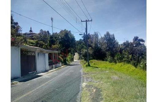 Terreno En Venta En Tepehitec, Tlaxcala
